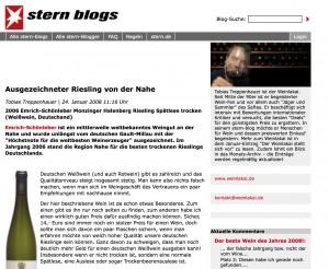 sternblog